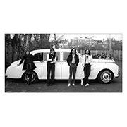 Неформатный постер Beatles